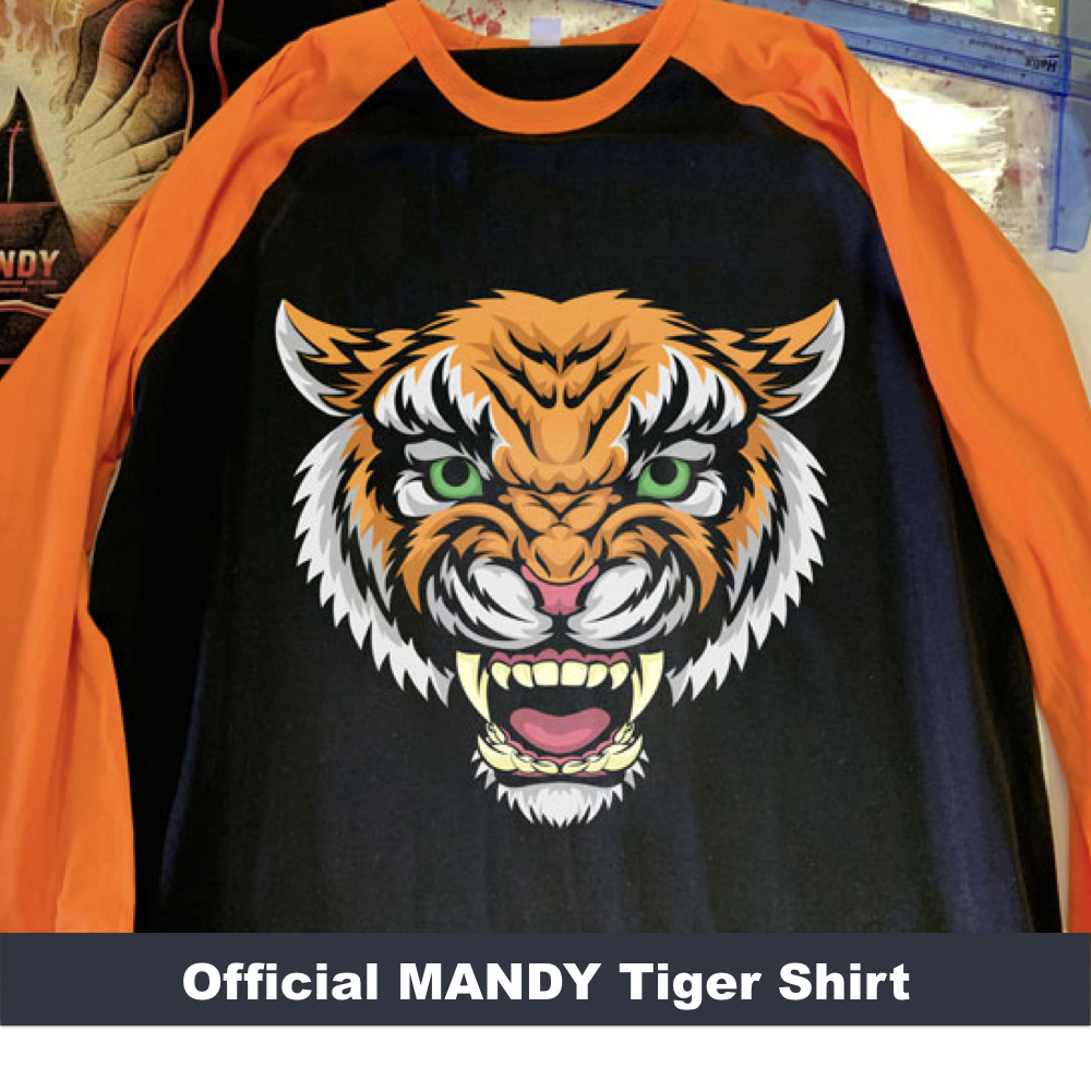 Mandy Tiger Shirt