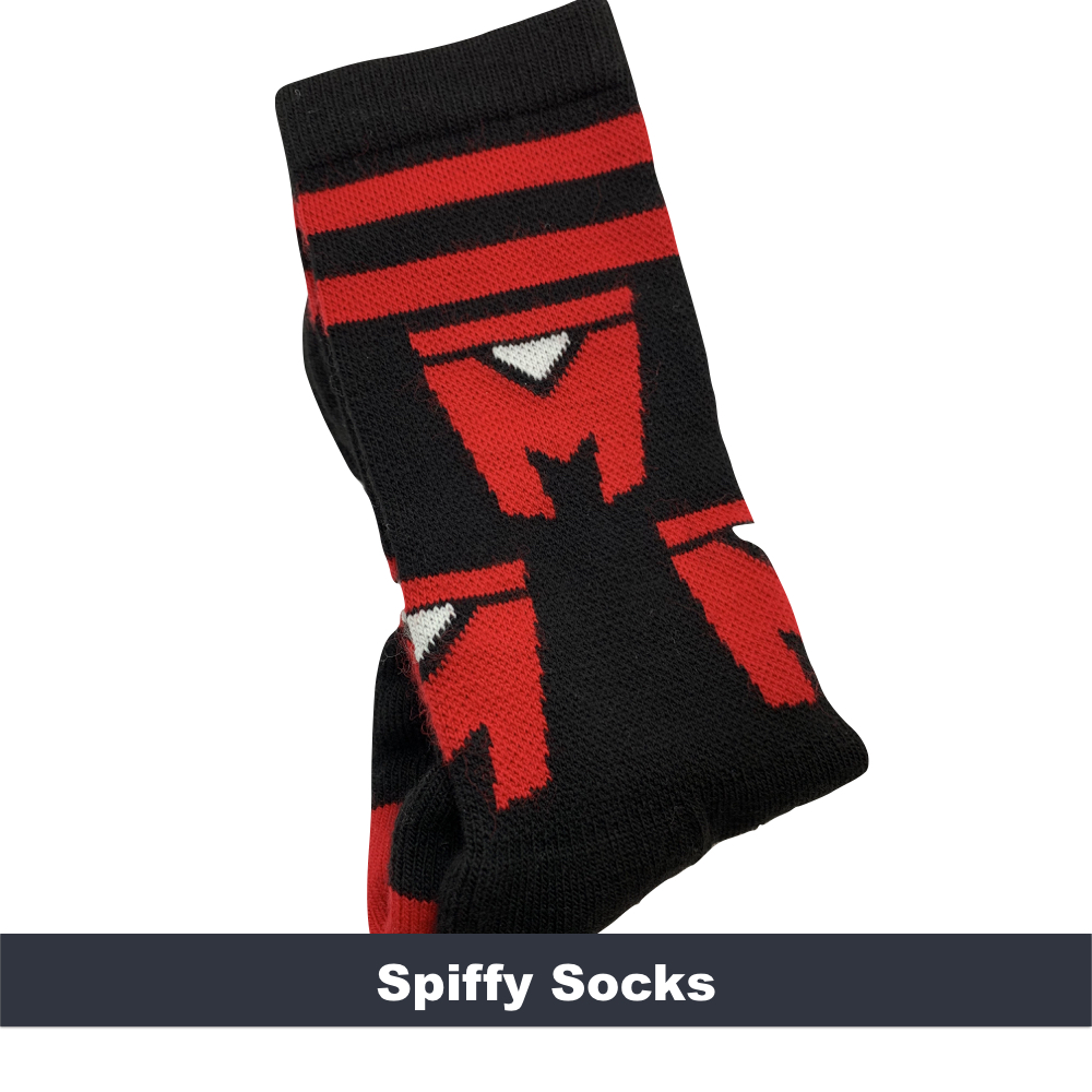 Legion M Spiffy Socks