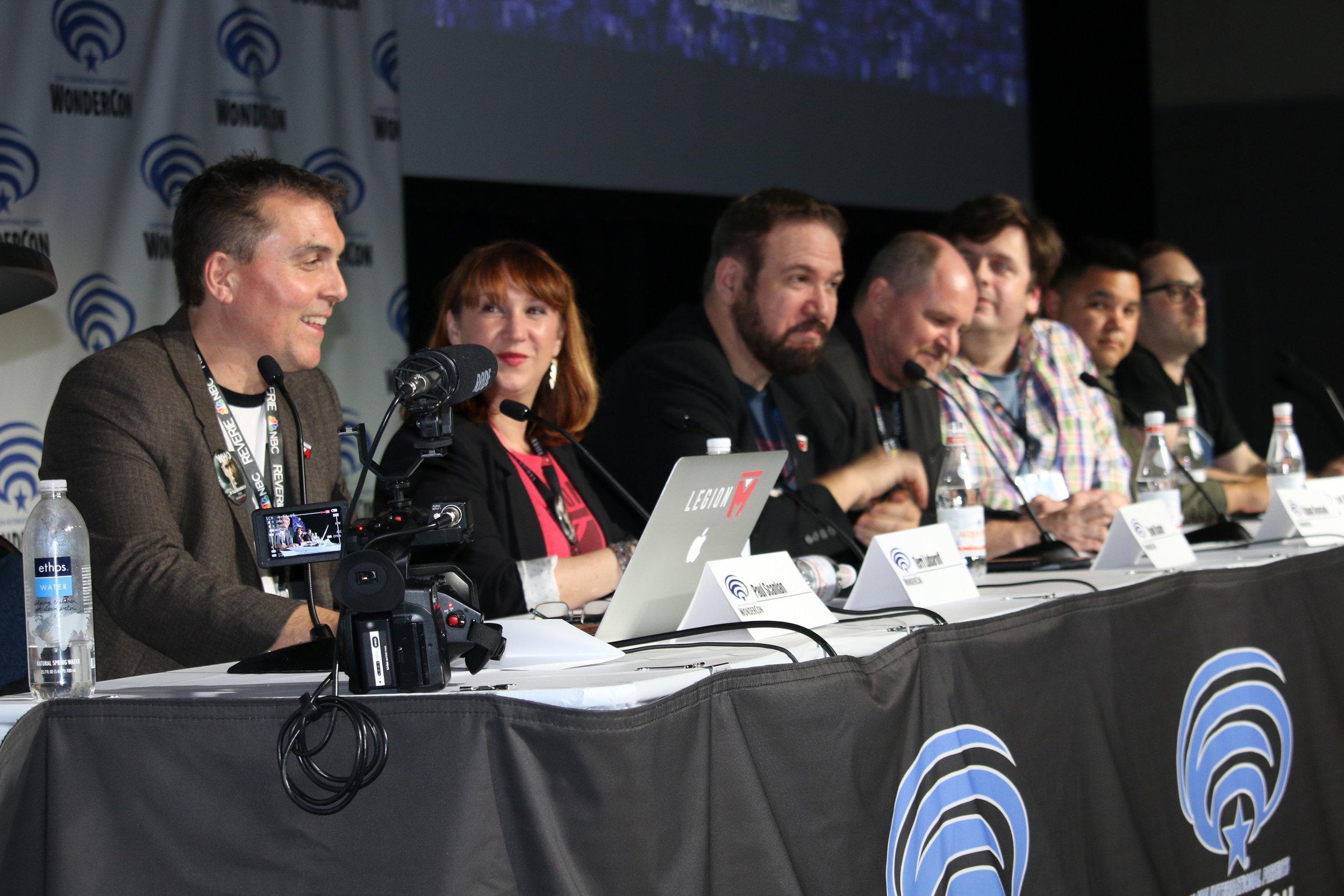 Legion M Panel WonderCon 2018