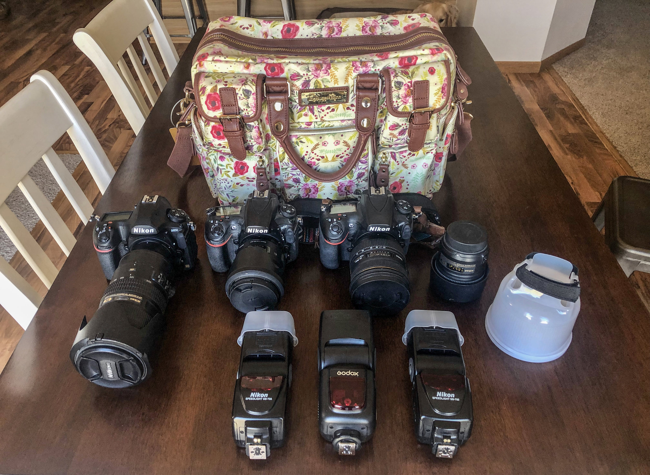 All My Photography Gear