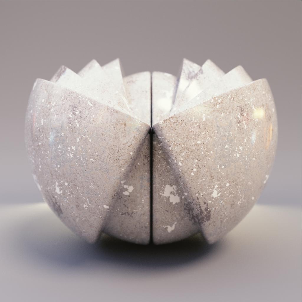 Marble - Light Gray Granite