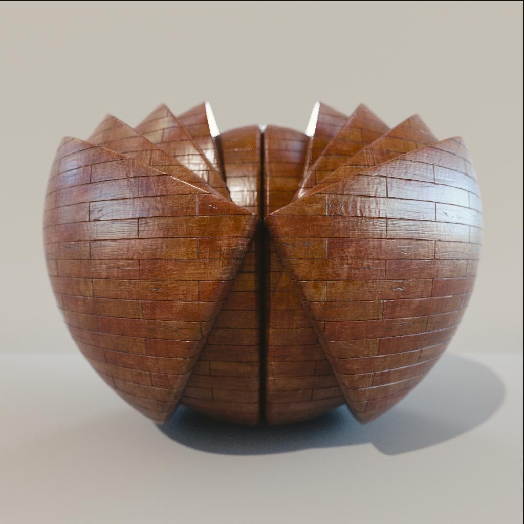Wood - Dark Wood Floor