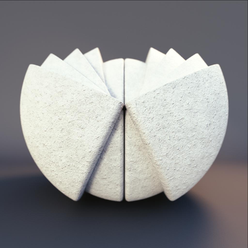 Plaster - White Stucco