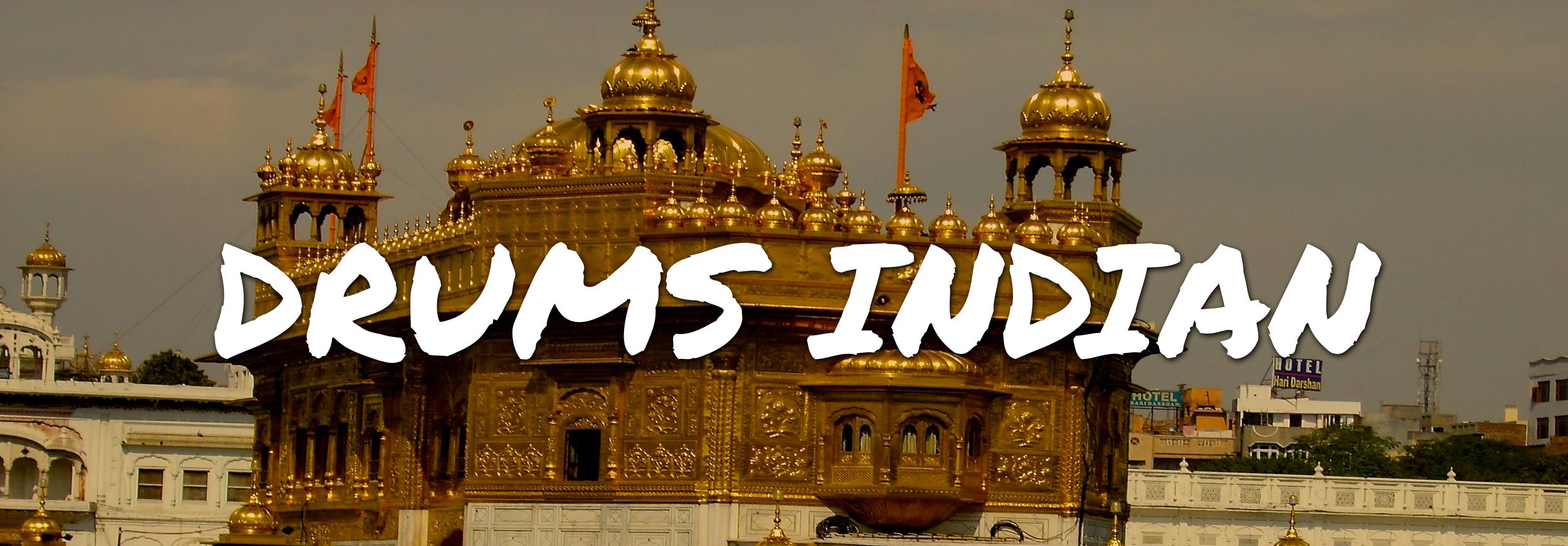 Drums Indian Banner.jpg