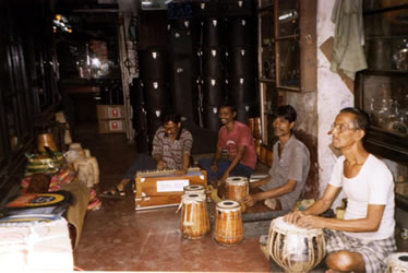 The J. Mondal posse - Calcutta