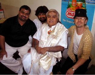 Ghatam Wizard Vikku and Sons