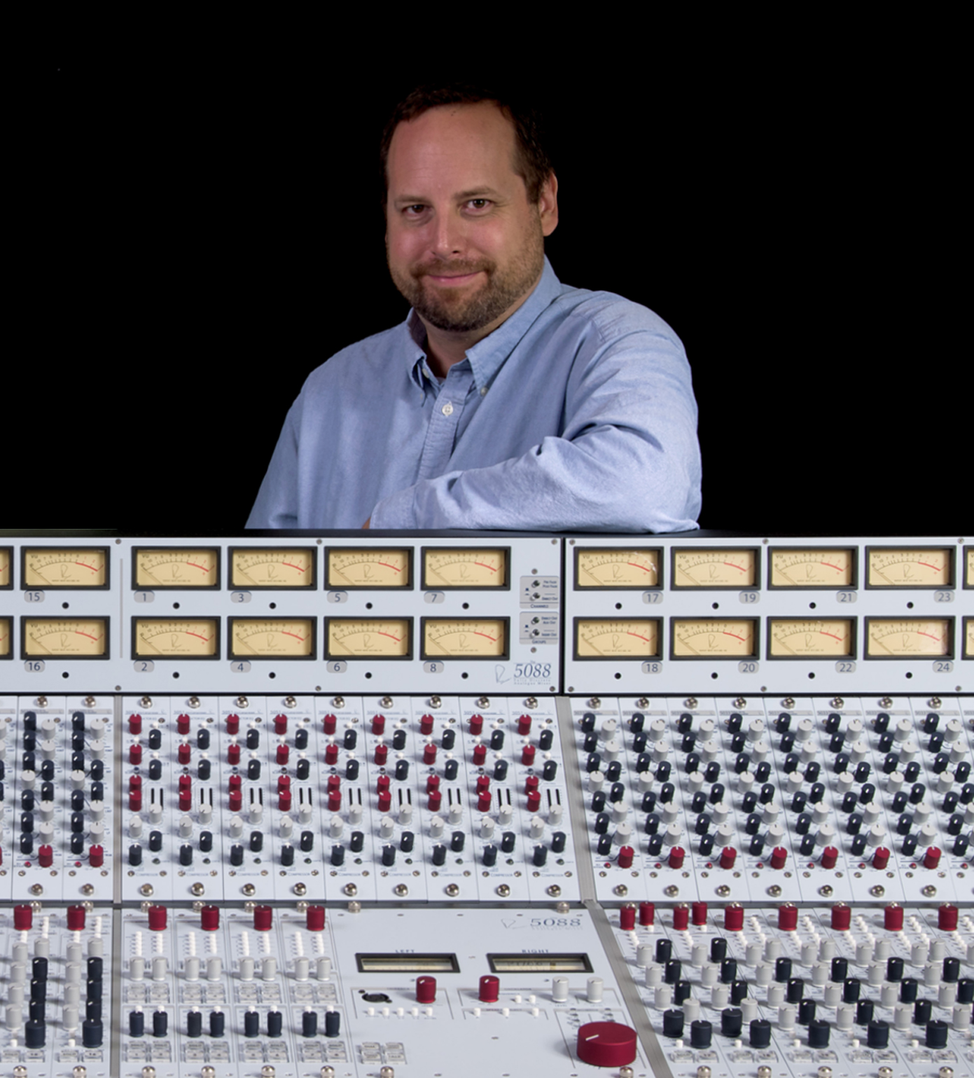 Josh Thomas, General Manager of Fingerprint Audio.
