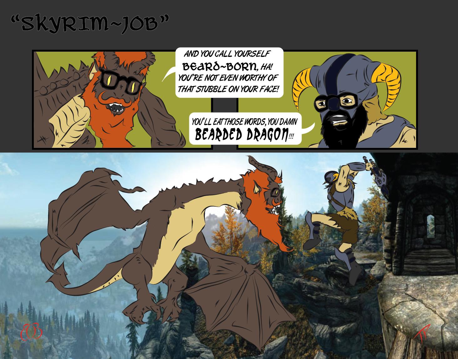 Skyrim-job