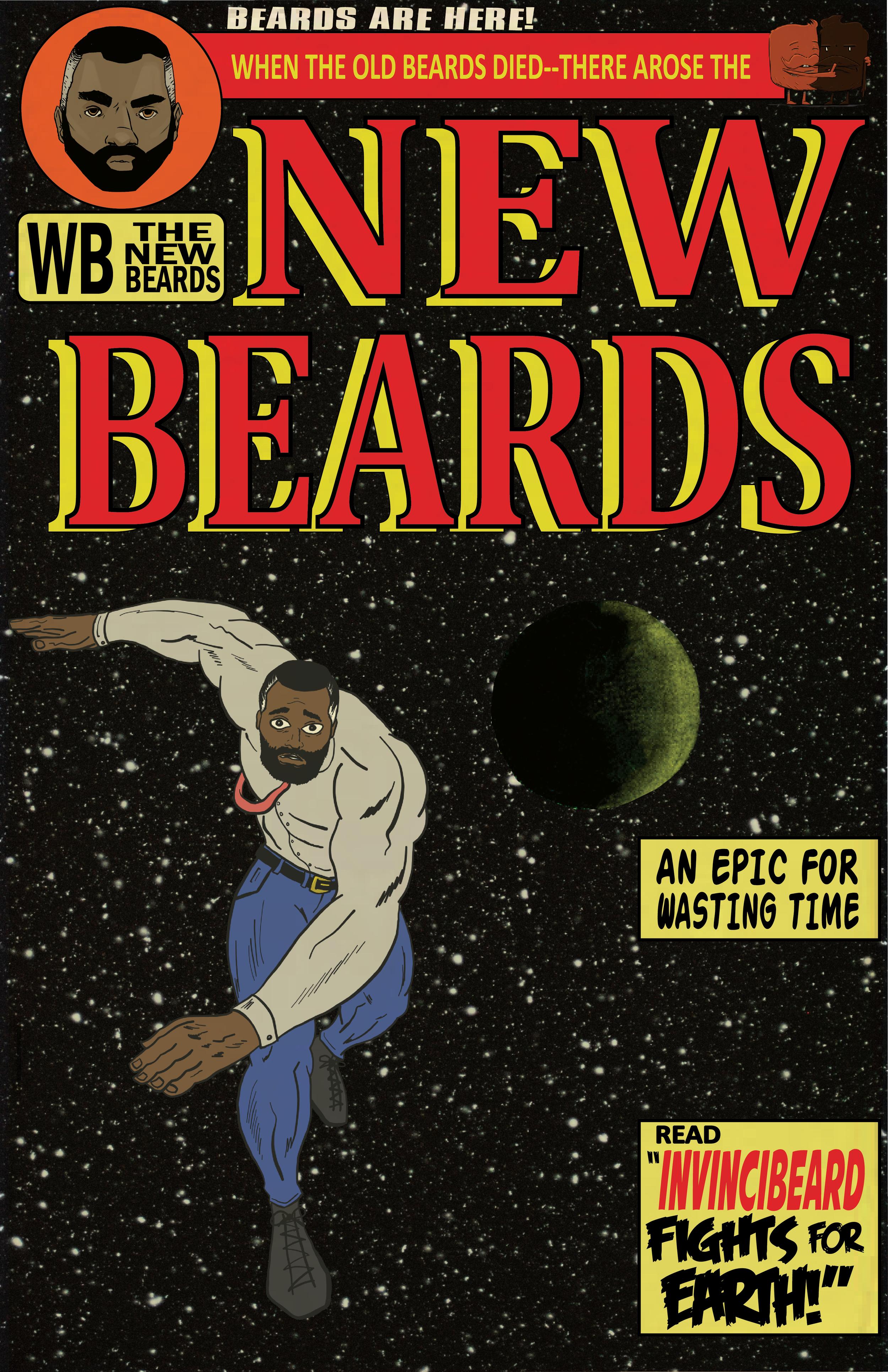 The New Beards Invincibeard Variant