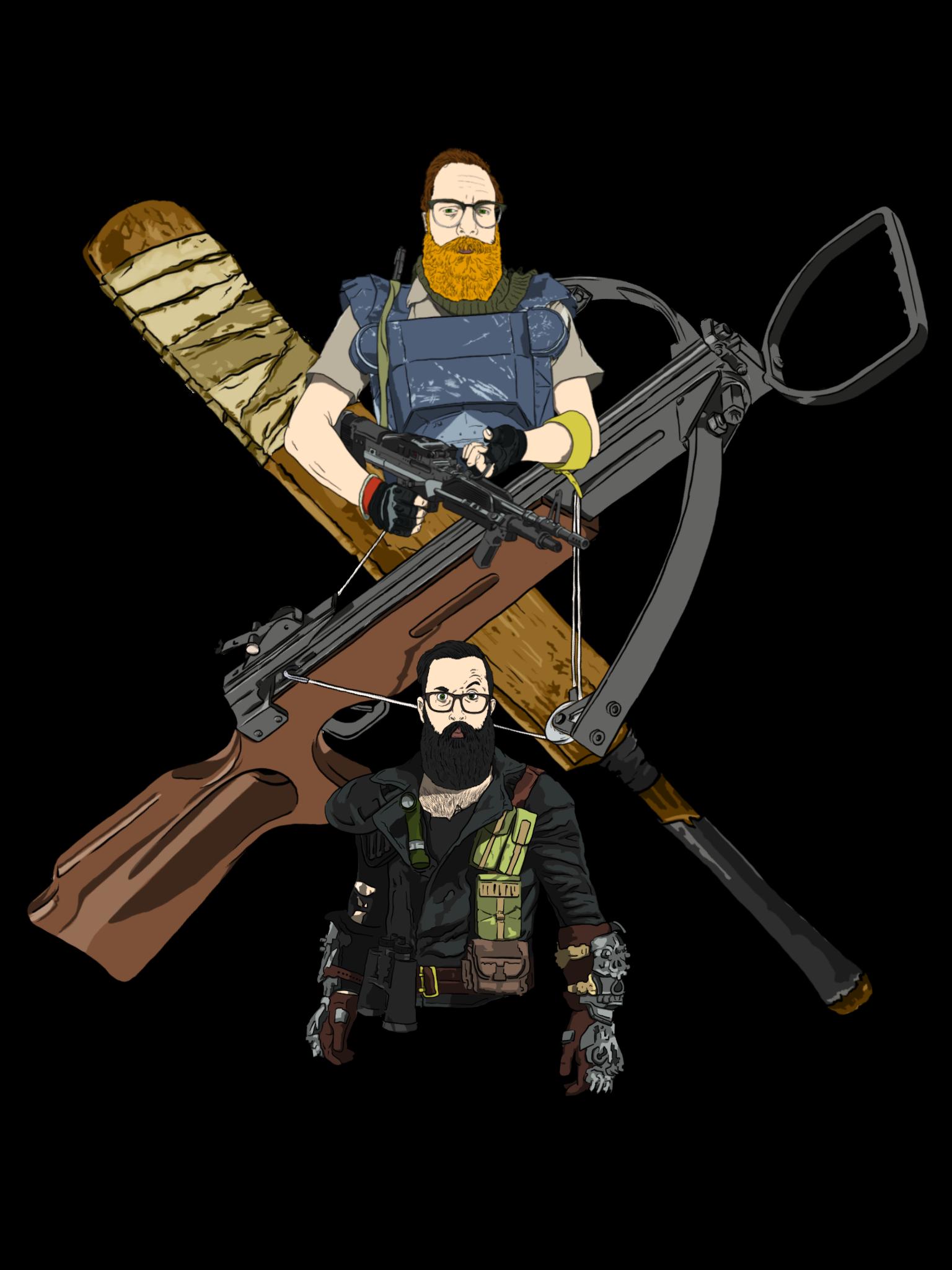 Beard Warriors
