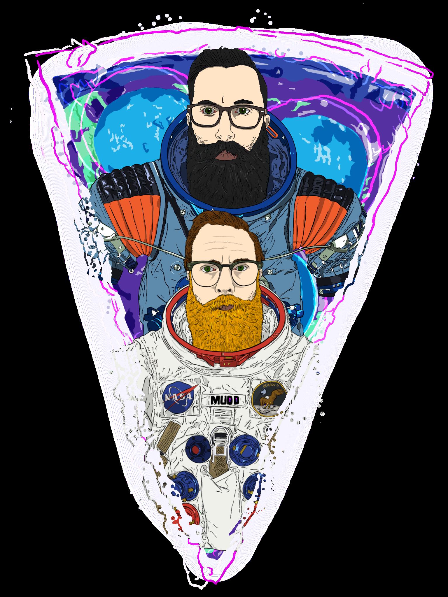 Cosmic Pizzanauts