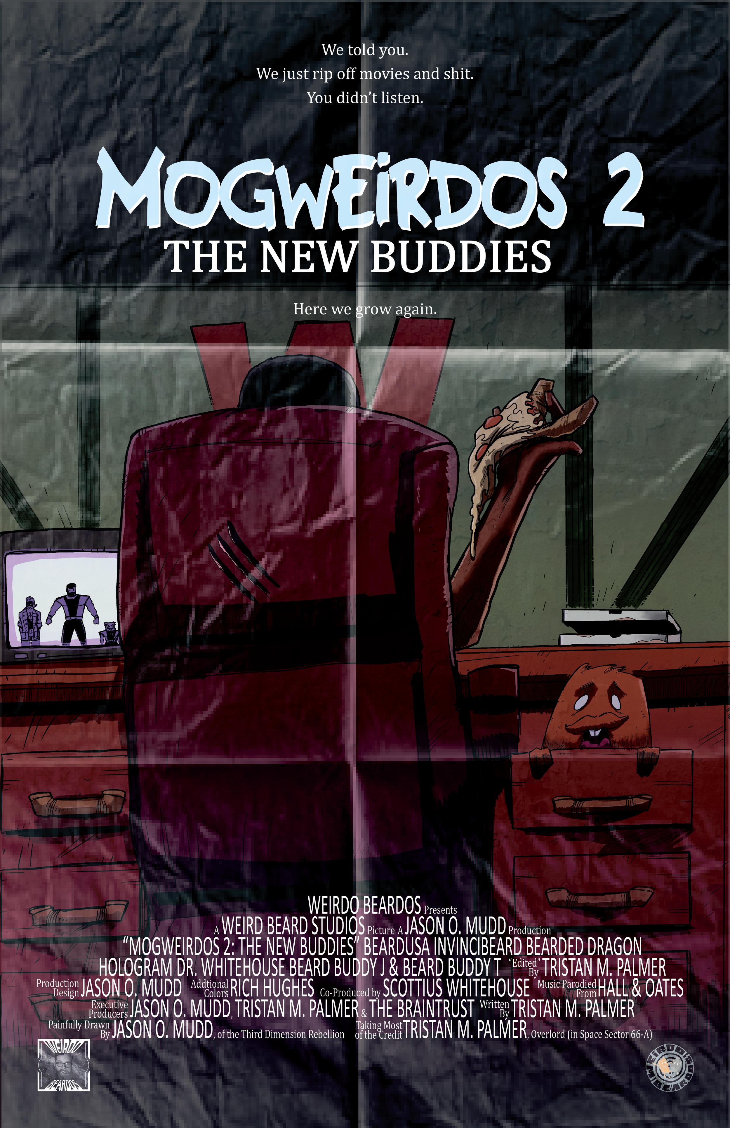 Mogweirdos 2: The New Buddies Variant