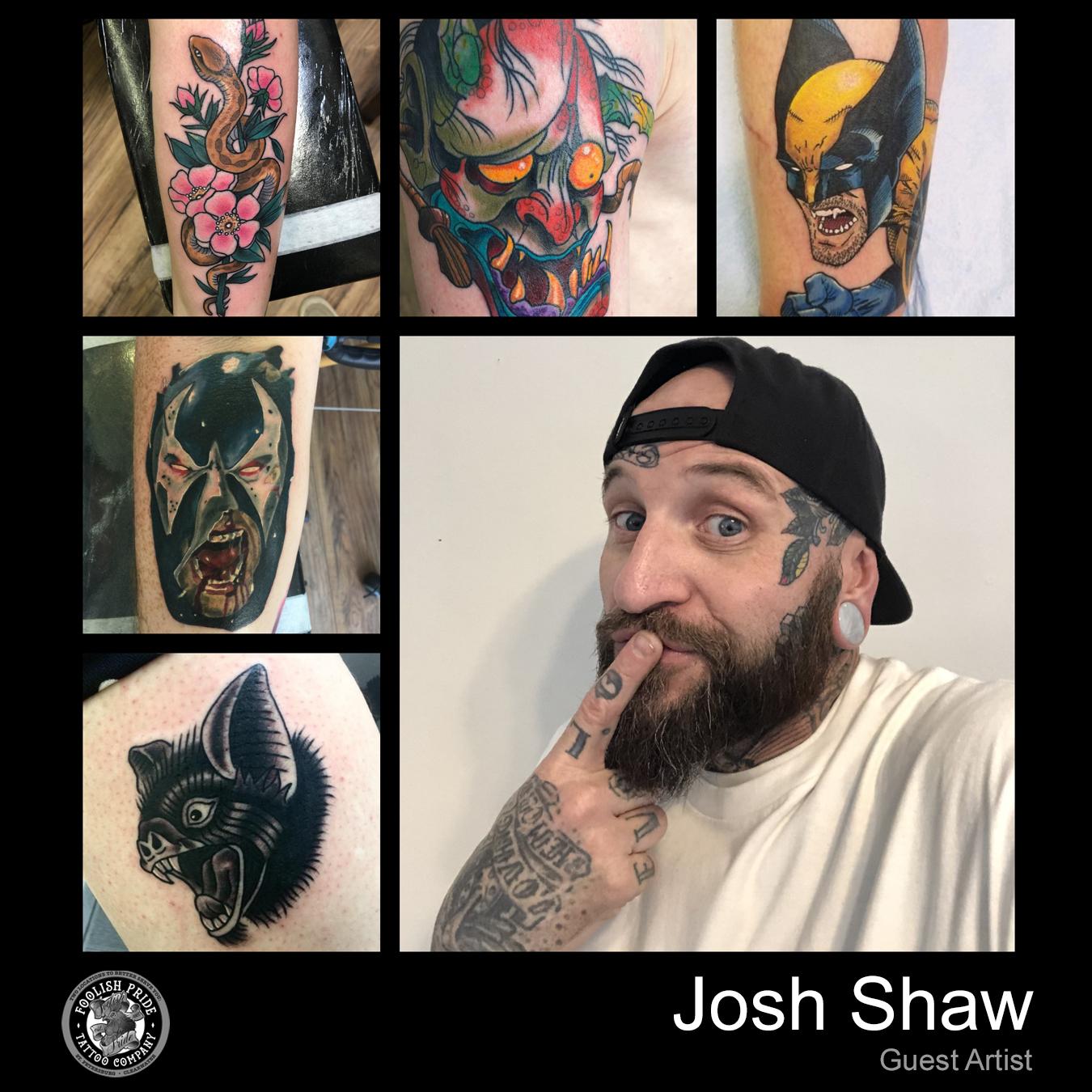 Josh Shaw    TBA
