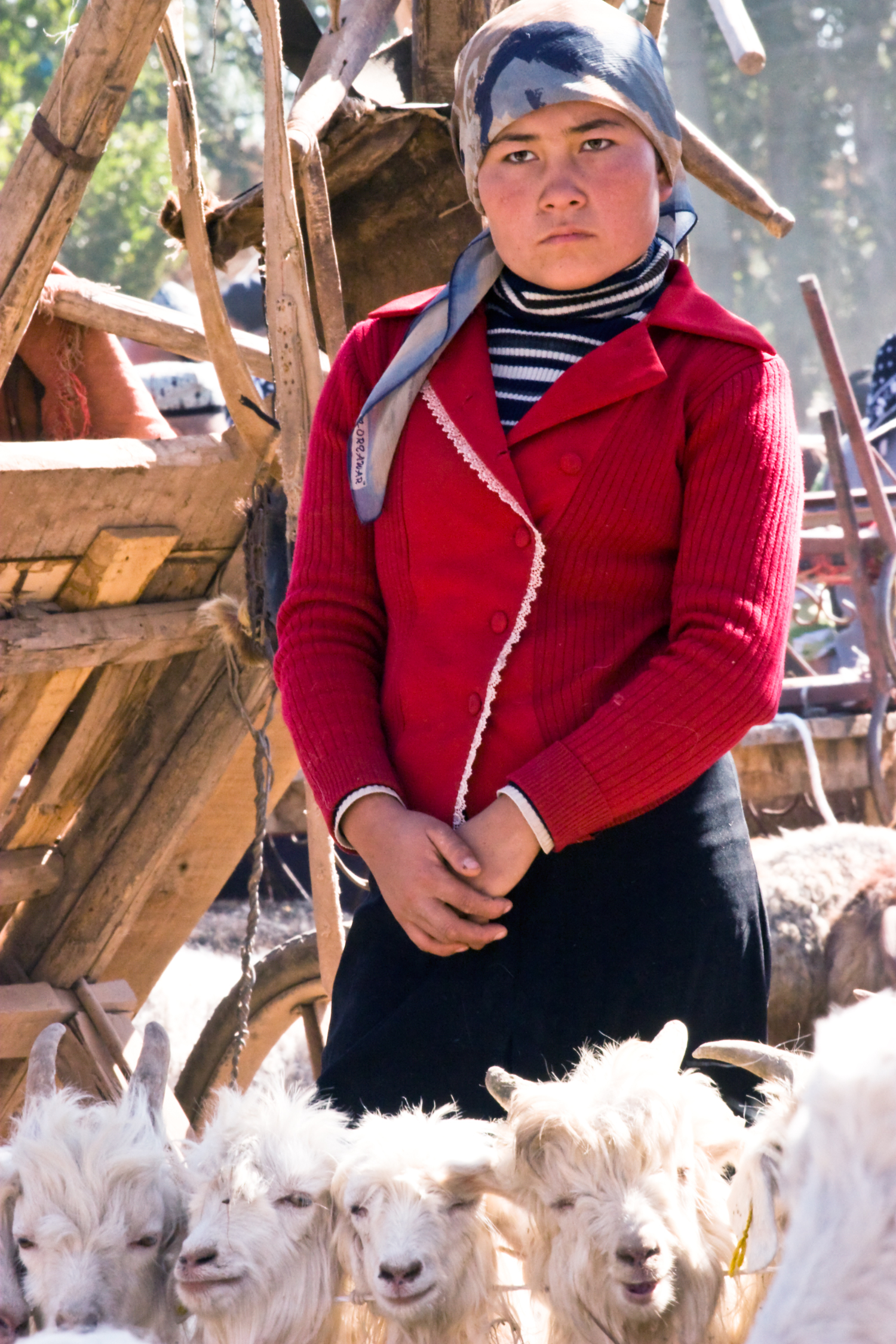 Kashgar Livestock Market Girl 9.jpg