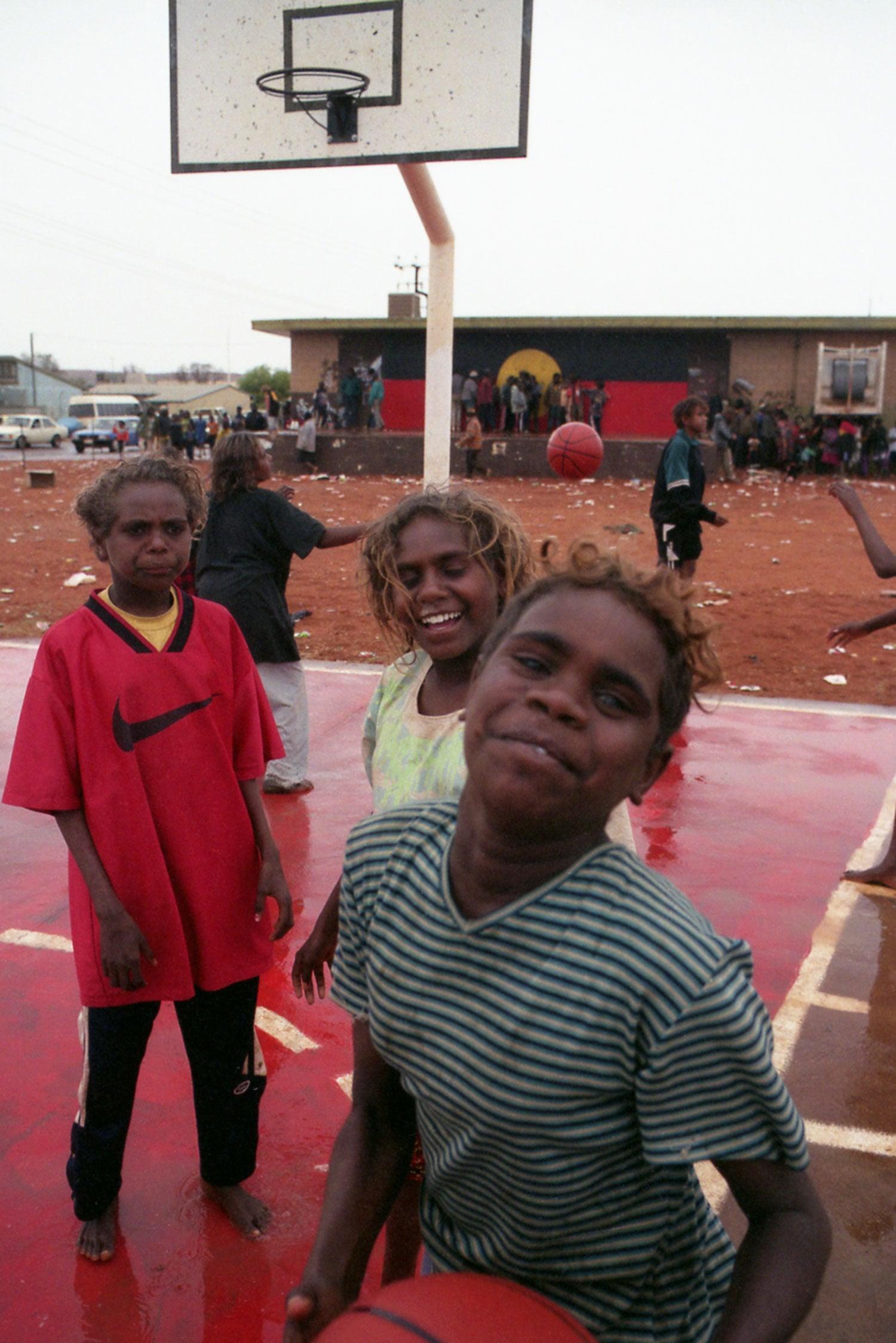 Sports Weekend - Yuendumu 1996