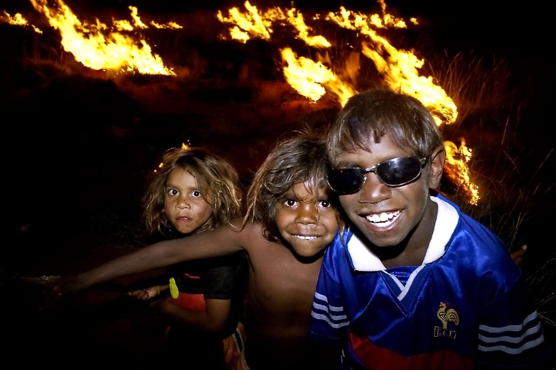 Fire sticks - lost outside Nyirripi
