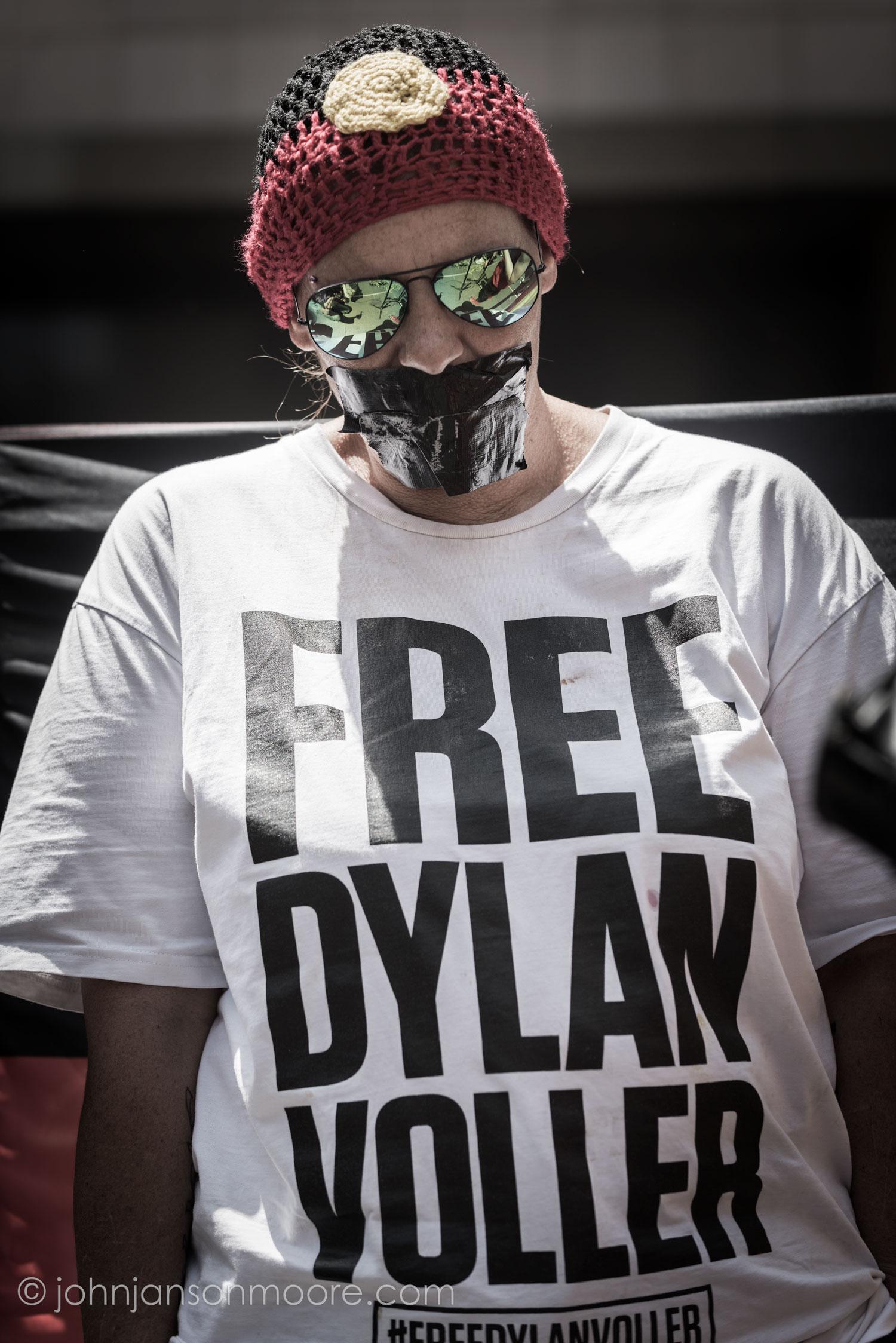 Joanne Voller, mother of Dylan Voller