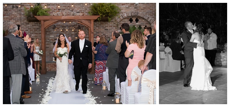 MAISON DUPUY WEDDING CEREMONY