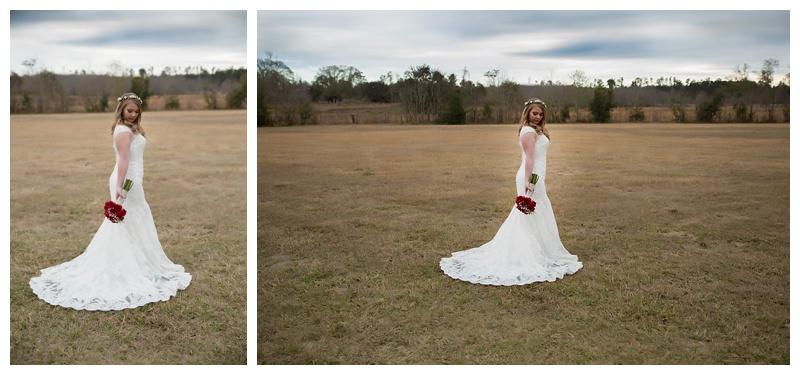 Bridal Session  Picayune Mississippi