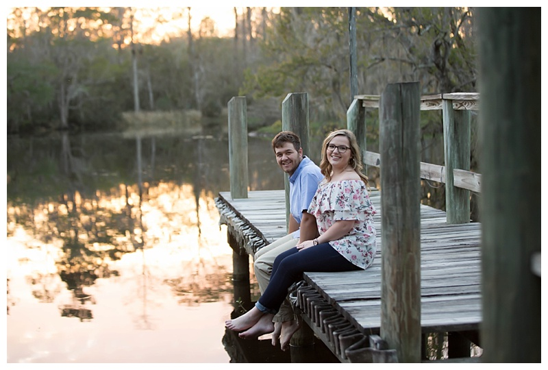 South Louisiana Engagement Session