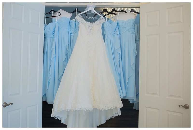 SOUTHERN BRIDAL WEDDING DRESS MANDEVILLE LA