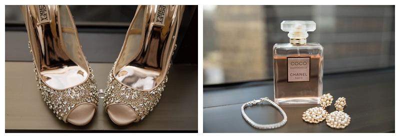 Coco Chanel wedding perfume