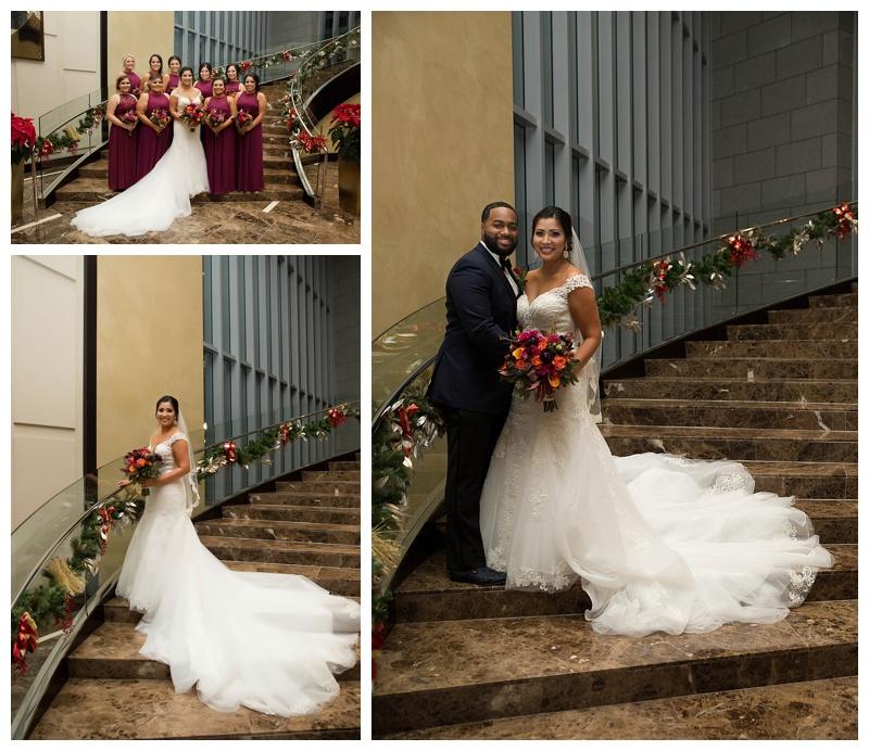 Wedding Party Hyatt Regency New Orleans LA