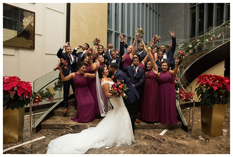 Fun Wedding Party Pictures Something Bleu Photography
