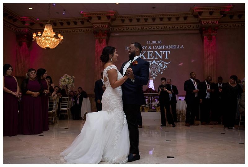The Balcony Wedding Venue Metairie LA First Dance