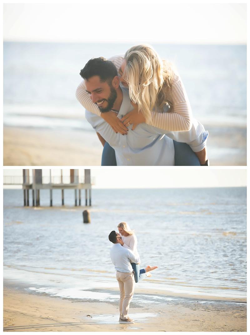 Intimate Engagement pose Ideas Something Bleu Photography