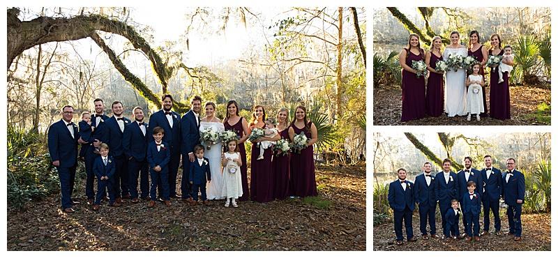 Bayou Wedding