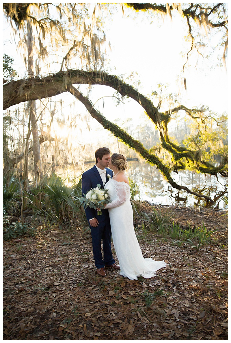 Southern Bridal Wedding
