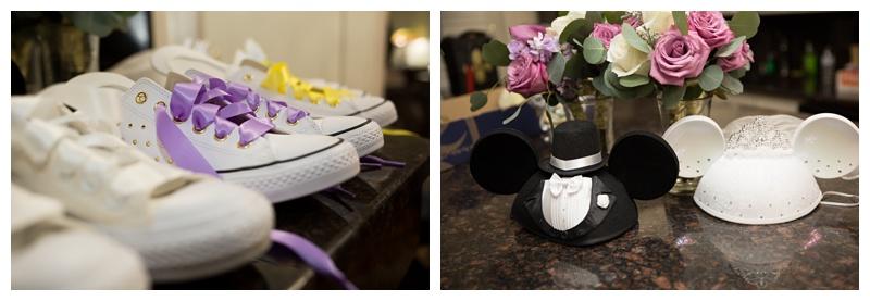 New Orleans wedding detail shots