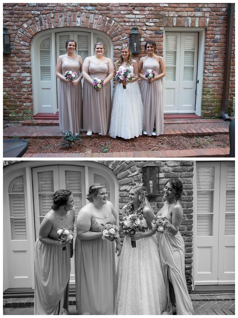 Bridesmaids New Orleans LA