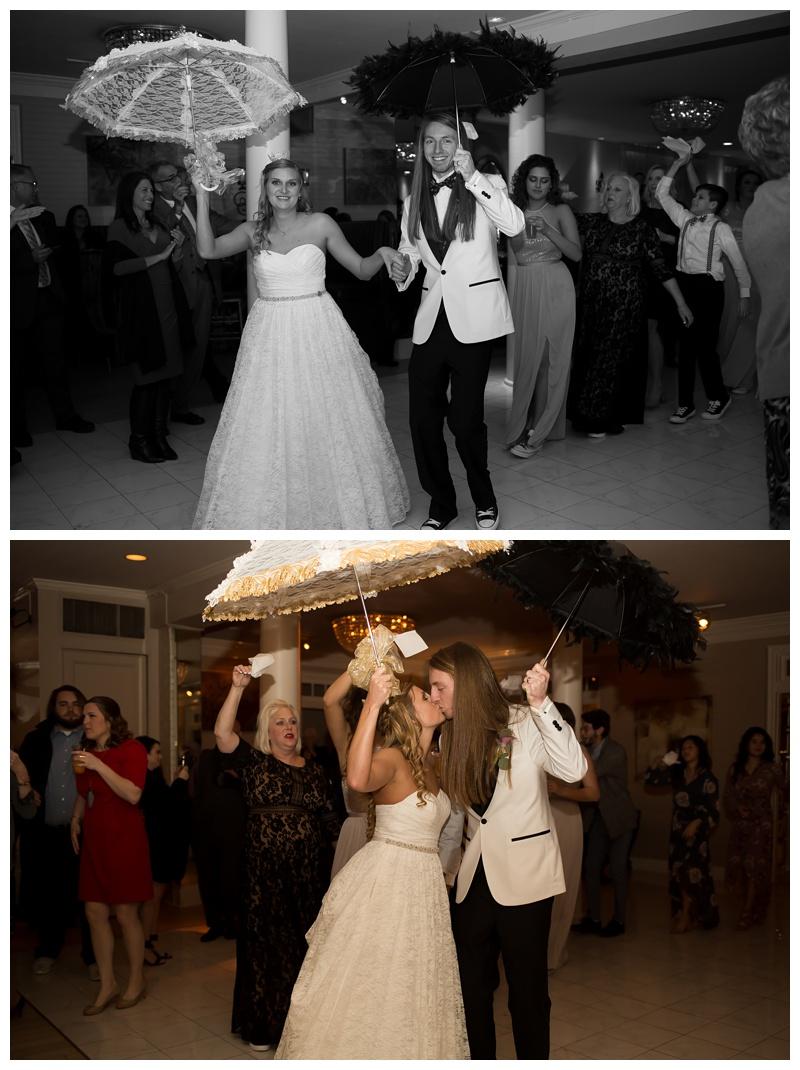 Wedding Secondline New Orleans LA