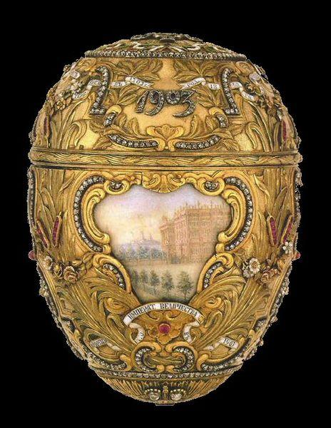 Peter the Great Faberge Egg, 1903