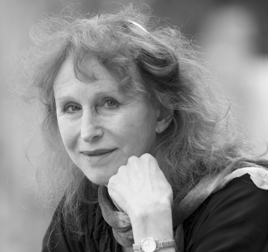 Dutch author Margriet de Moor.