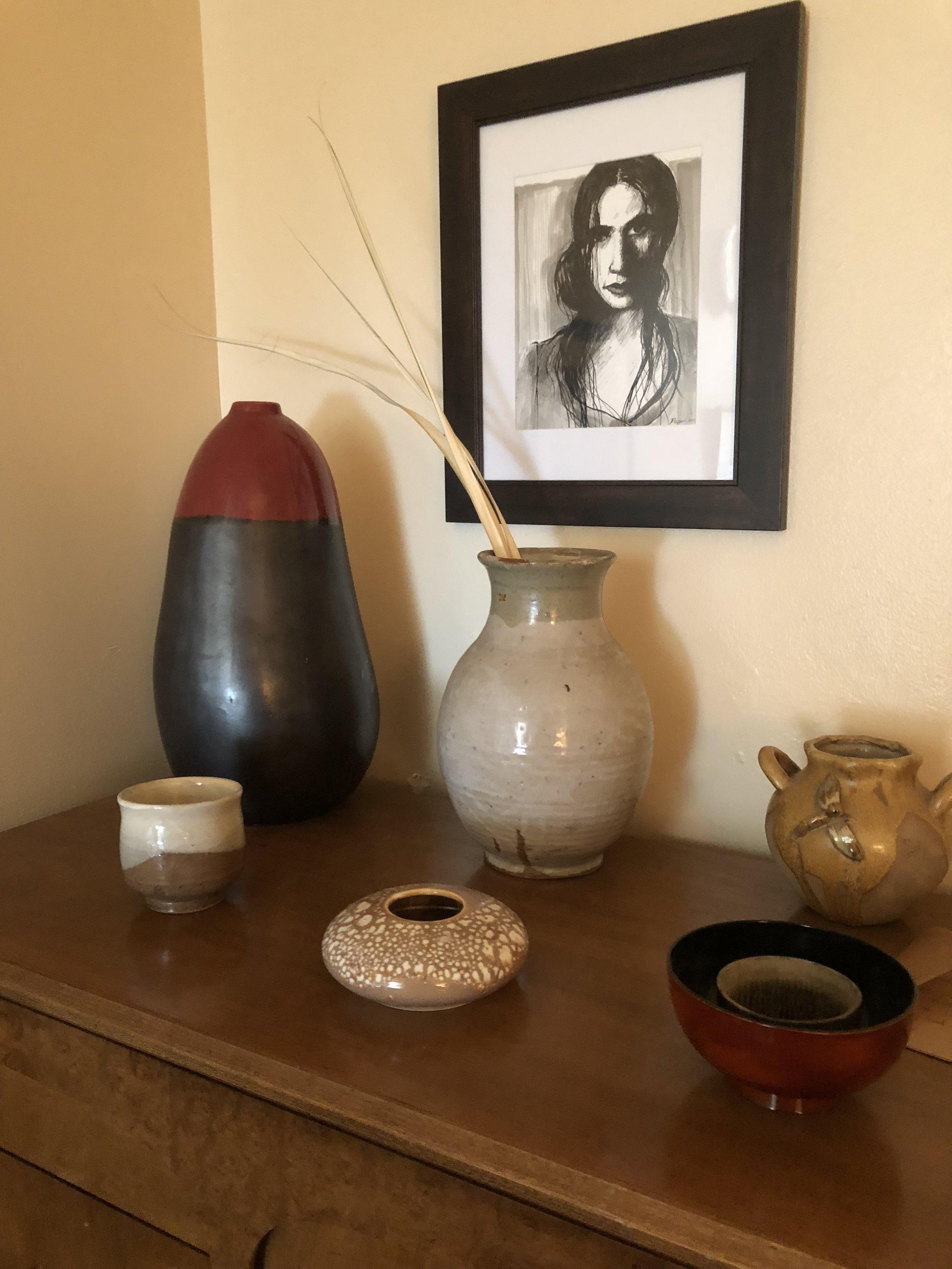Ceramics & Pagan drawing.jpg