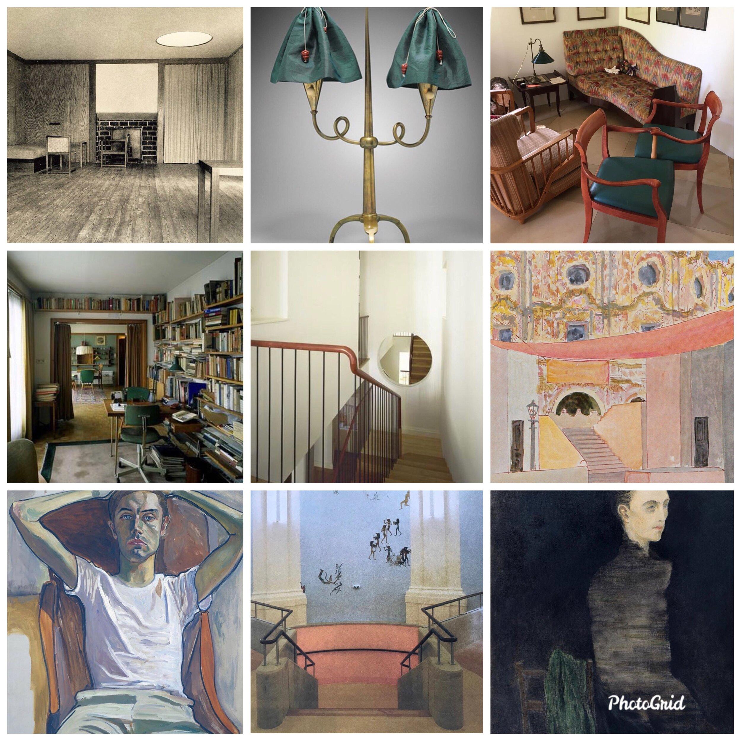 @PHARDRUS: FANTASTIC ROOMS ENCOUNTER FANTASTIC HUMANS.