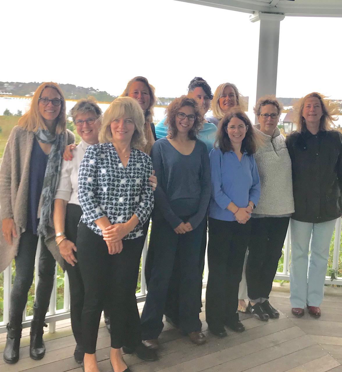 Martha's Vineyard Women's Wellbeing Retreat 2017