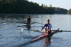 I learned to row for fun, comraderie, and expand my capacity for a vibrant life at 48 years old.