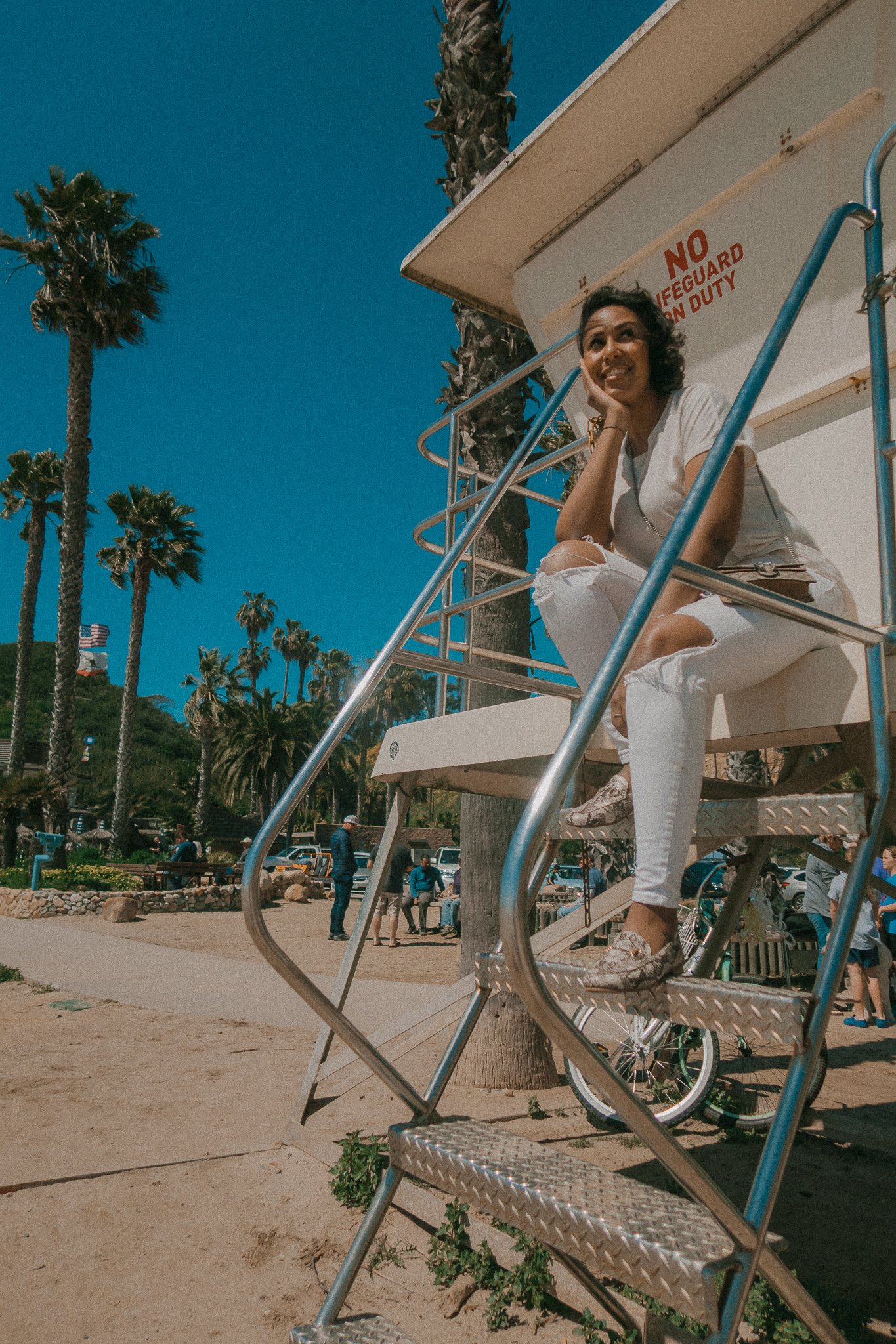 nicole fiona serrao canadian blogger in santa barbara california