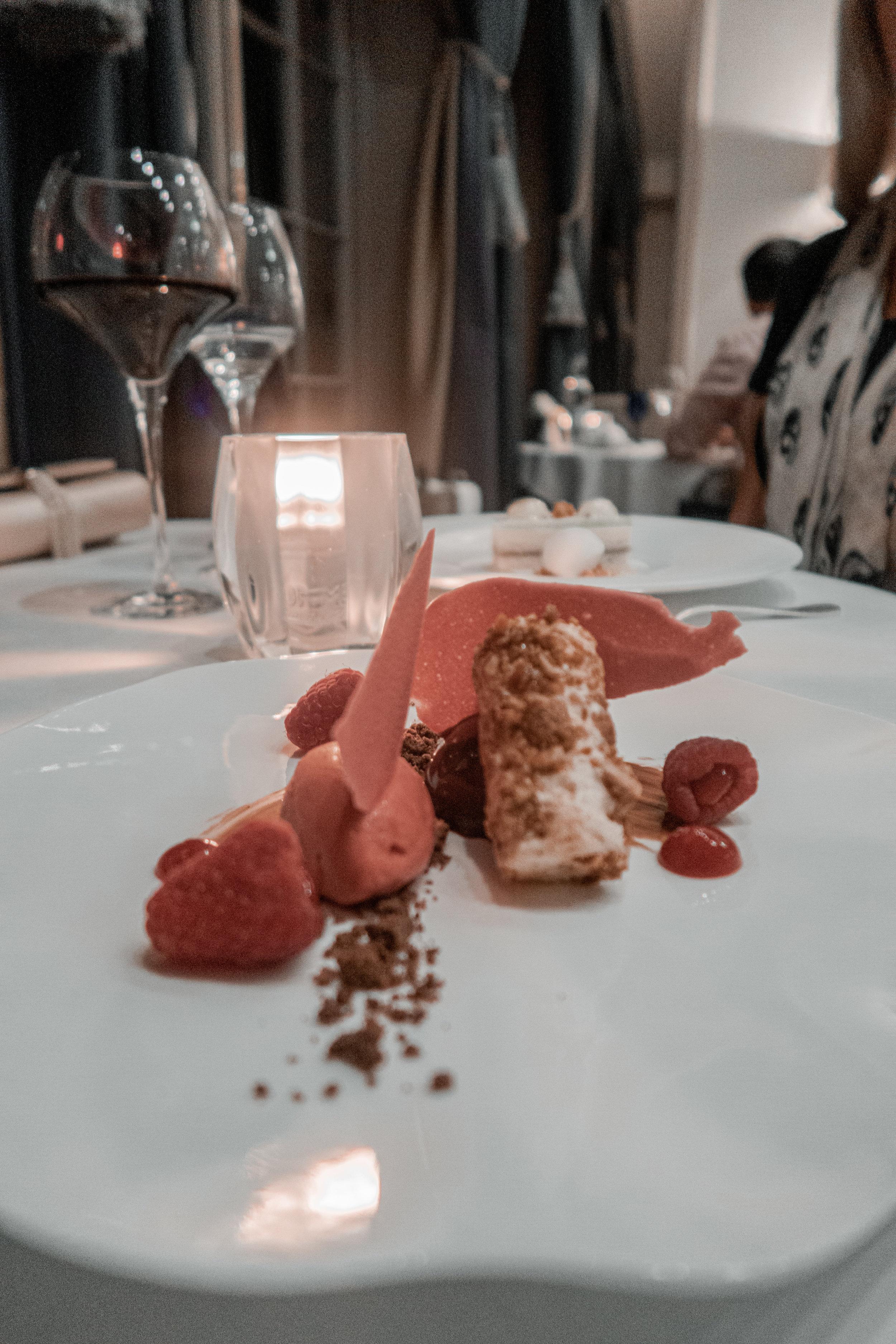 peanut parfait royal crescent hotel bath nicole fiona serrao lets eat with nicole