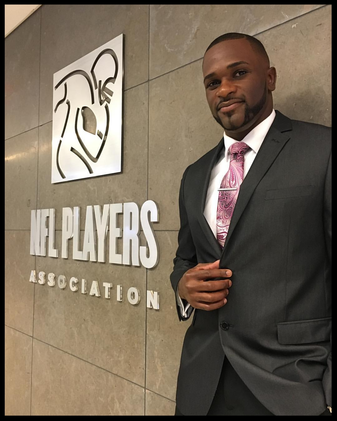 Micale Allen - is the Coordinator of Player Services for NFL Players Inc., the licensing and marketing business of the NFL Players Association. In his role, he assists in streamlining companies' player activations by facilitating endorsement deals, appearance logistics, and matching partner specific criteria and business goals with player personalities and brand attributes. A native of Philadelphia, Micale received a partial football scholarship to Robert Morris University in 2010 where he played football his freshmen and sophomore year. Thereafter, he transferred to Morgan State University in 2012, where he walked on the football team and earned a full athletic scholarship. Micale graduated from Morgan State in 2015 with his Bachelor's Degree in Business Administration and earned a Master's Degree in Sports Management with a concentration in Athletic Administration from Southern New Hampshire University in 2017. Grateful for the opportunities that football has afforded him, Micale now uses his platform to educate and mentor young NFL Players off the field. Outside of the NFLPA, Micale regularly speaks to high school students and mentors young men and women on the importance of leadership, scholarship, and community-service. Over the last year, Micale has participated in Leadership and Professional Development seminars. Always committed to helping and serving our community, Micale hopes to one day start a foundation that helps families in poverty and provides mentoring to youth. Follow him on Instagram @micalejallen.