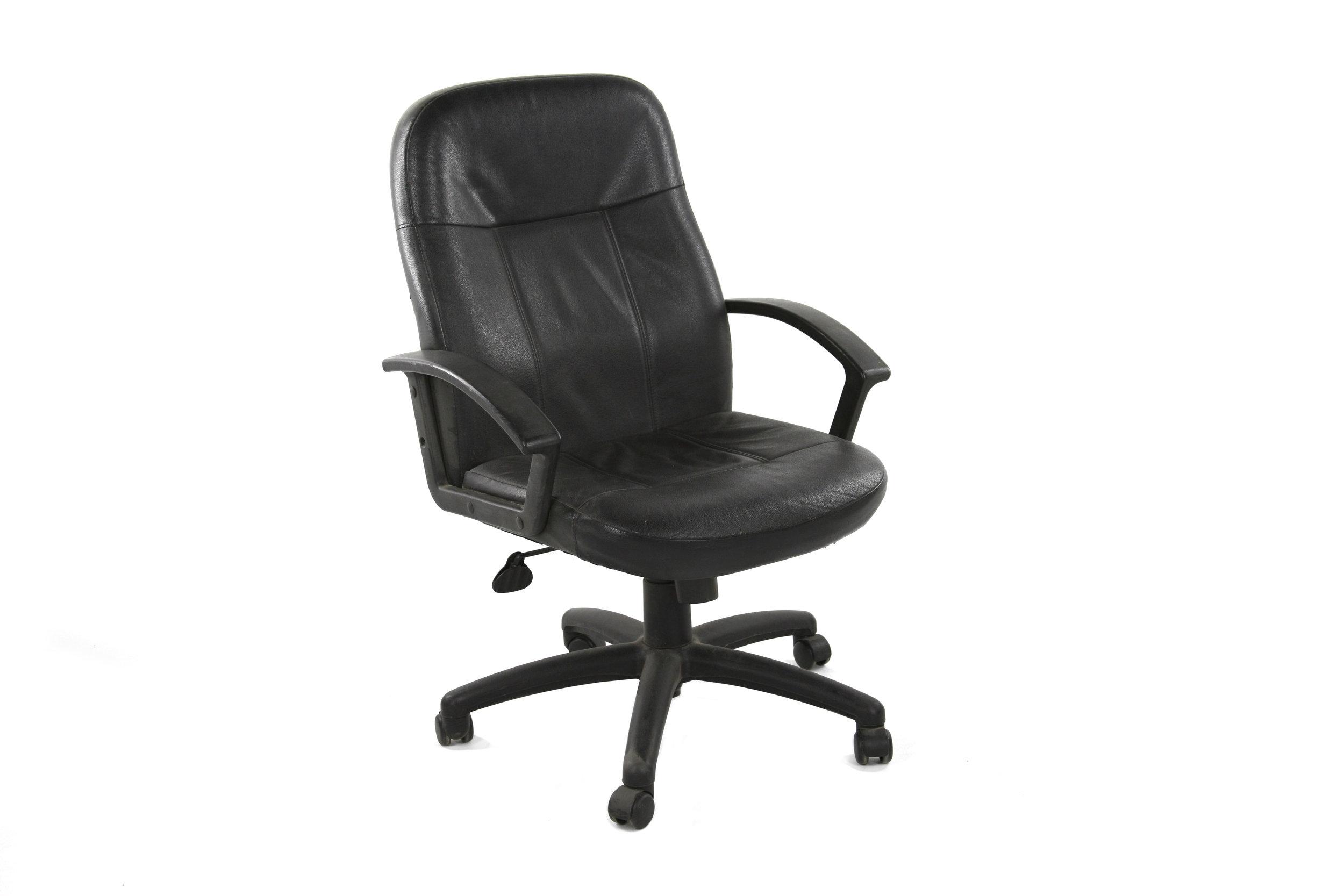 Black Rolling Office Chair 2.jpg