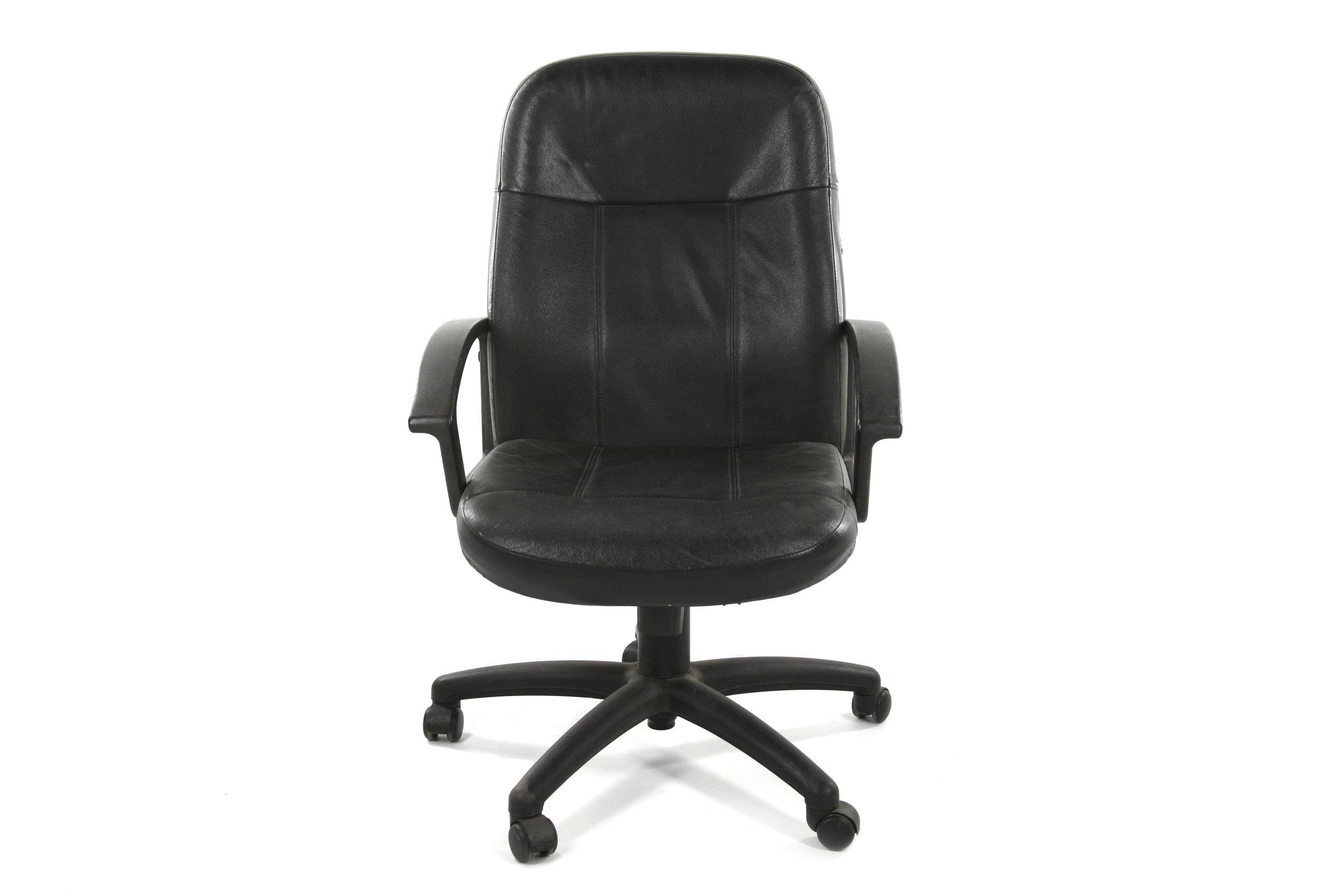 Black Rolling Office Chair 1.jpg