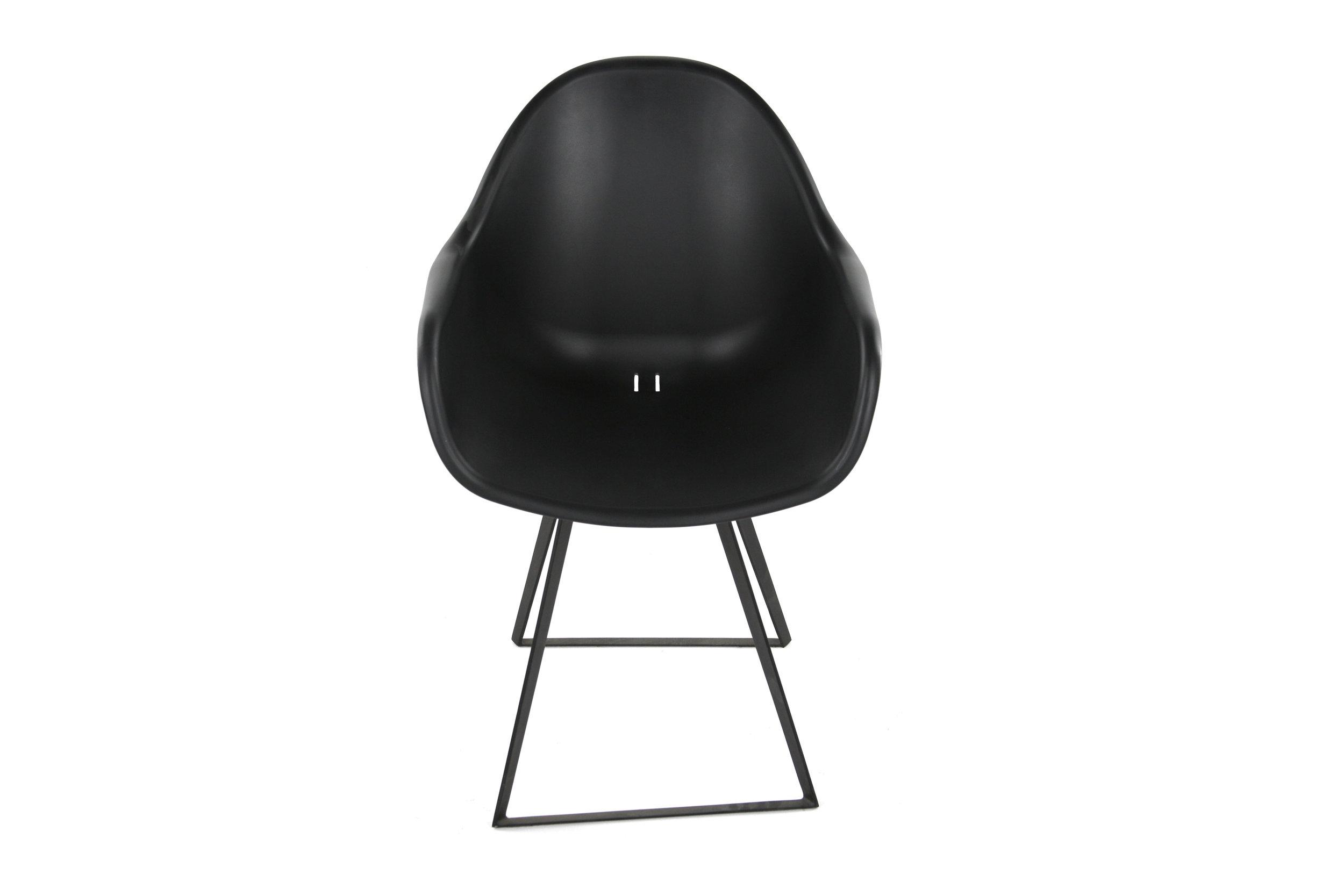 Black Shell Chair 1.jpg