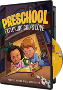 Preschool: Exploring God's Love