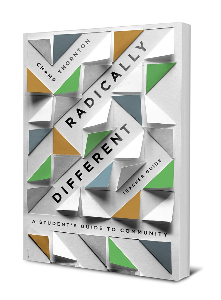 Radically Different: Teacher Guide