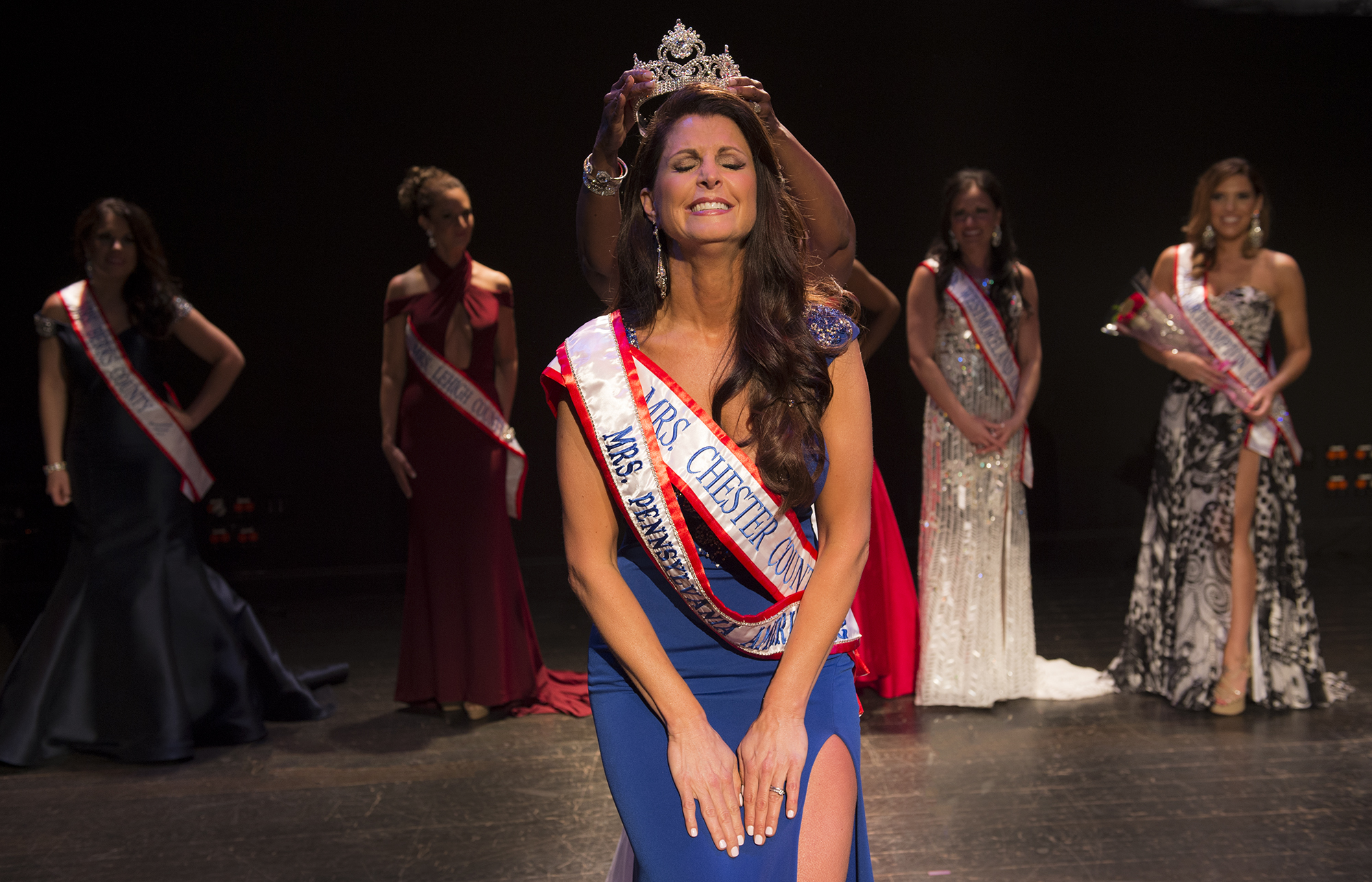 Mrs. Pennsylvania America Pageant 2017-Crowning